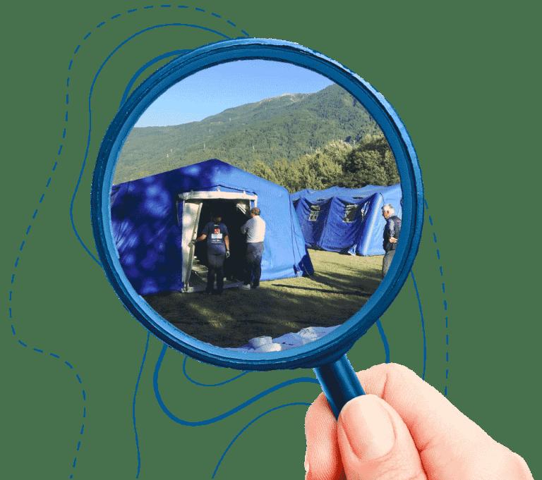Missione Protezione Civile Formazione Outdoor