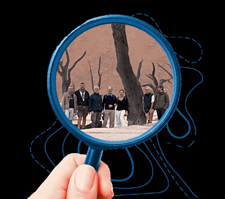 Viaggi per valori formazione Outdoor MAP Team Experience