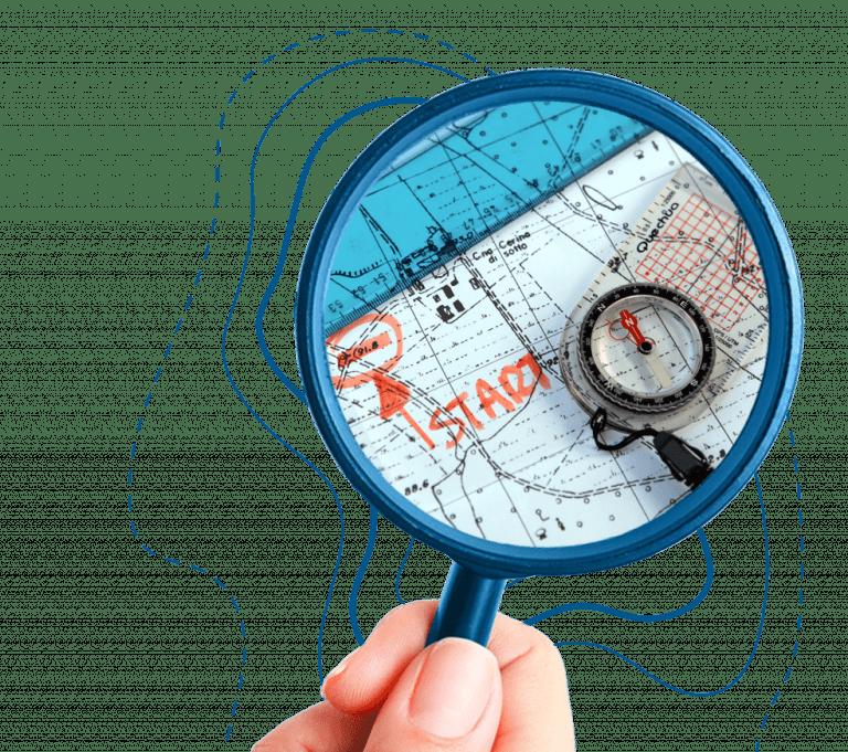 MAP Team Experience Orienteering