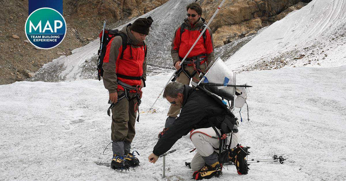 Glacier Care, il progetto di MAP Outdoor per la tutela dei ghiacciai
