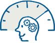 Icona cognitivo Geo Puzzle