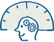 Icona livello cognitivo 8